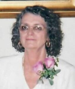 Carolyn Lloyd Ward, 80