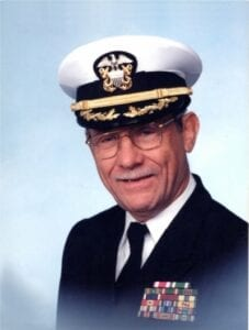 CDR George Edward Kell, Jr. USN, (Ret.), 77