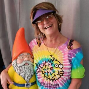 Gayle Schuhart Wells, 52