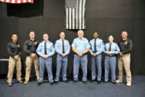Congratulations to St. Mary's Sheriff's Office Corrections Graduates