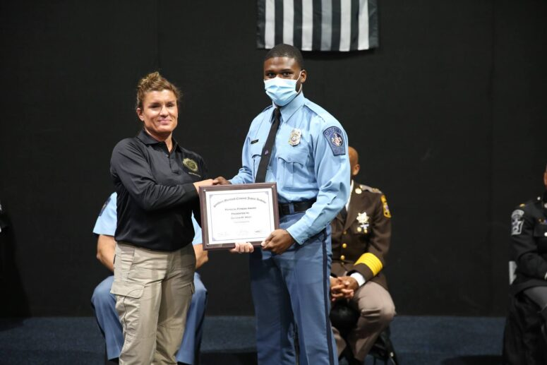 Corrections Officer Dayvon West