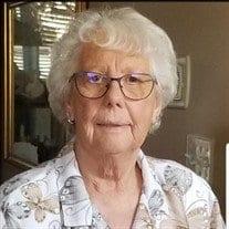 Peggy Ann Hamilton, 83