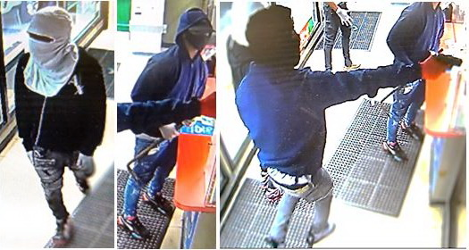 Prince George's County Police Seeking Identity of Four Suspects Involved in Armed Robbery