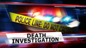 Detectives in Charles County Conducting Death Investigation