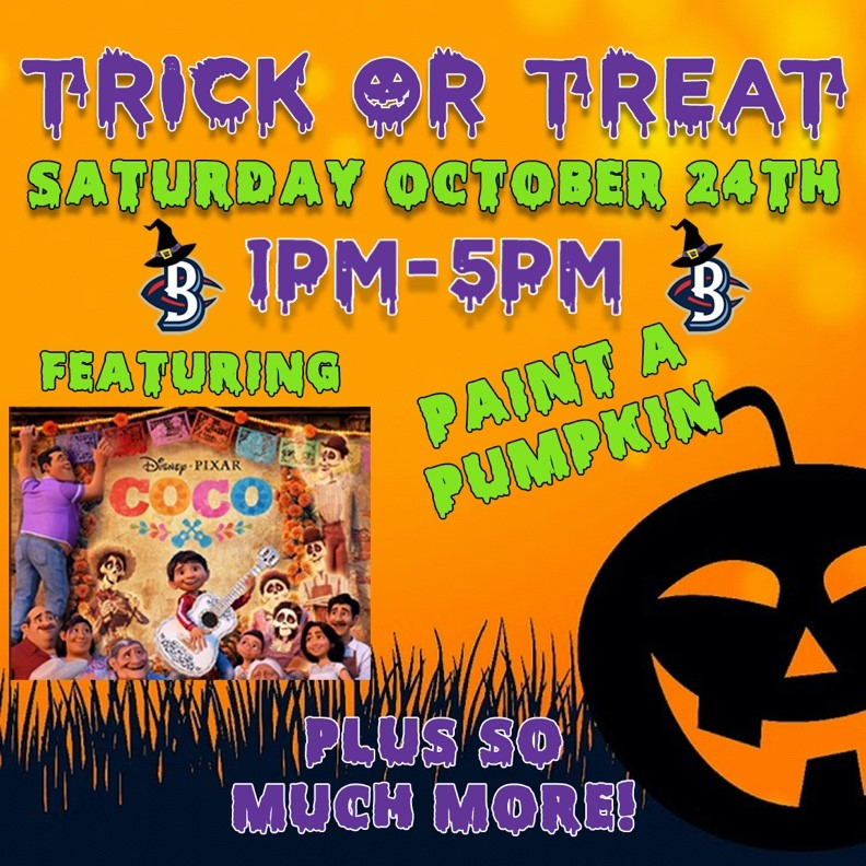 Halloween Trick Or Treat Laws 2020 Anne Arundel County Blue Crabs Announce Halloween Event with Trick or Treating