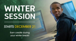 Registration Now Open for CSM's Full Course Four Week Winter Session
