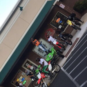 Charles County Sheriff's Office Seeking Identity of Suspects Operating Unregistered, Uninsured Dirtbikes and ATVs in Roadways