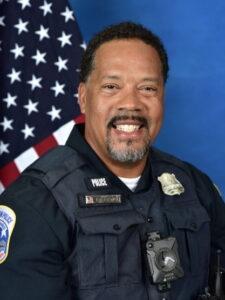 MPD Detective Timothy Francis