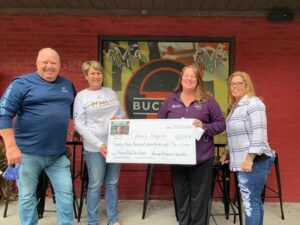 Memory Ride Held in Honor of Chris Bowen Raises Over $23,000 for Calvert Hospice