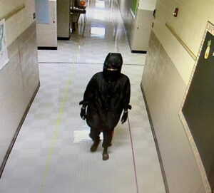 Maryland State Police Seeking Identity of Suspect Who Broke Into The Lexington Park Elementary School on Halloween