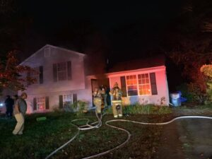 No Injuries Reported After Firefighters Respond to Kitchen Fire in Waldorf