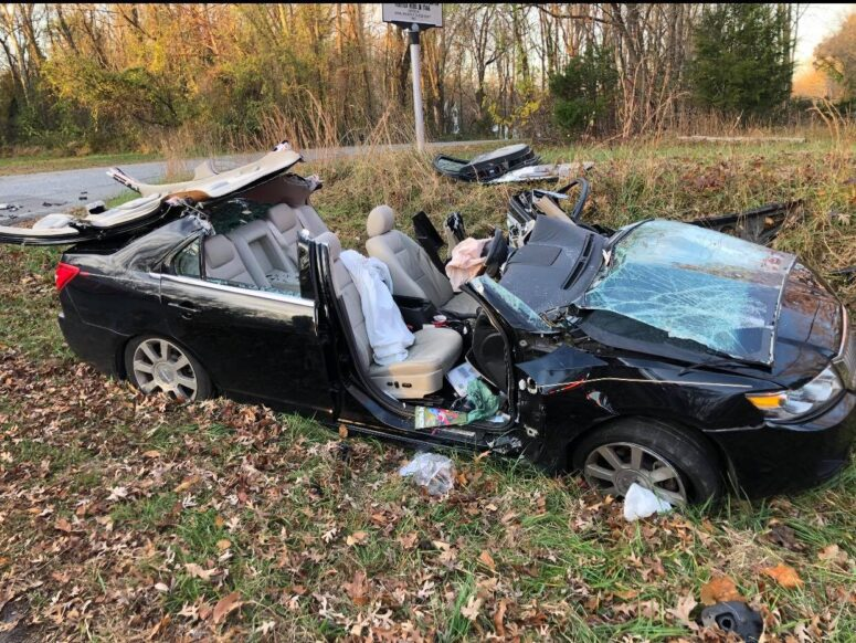 Two Injured After Motor Vehicle Collision in Marbury