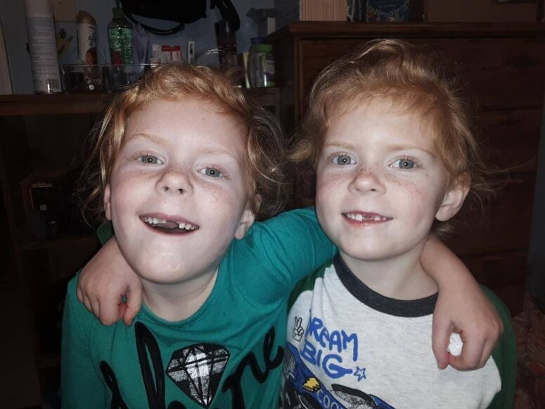 Calvert County Sheriff's Office K9 and Maryland State Police Aviation Find Two Missing 7-Year-Old Twins from Prince Frederick
