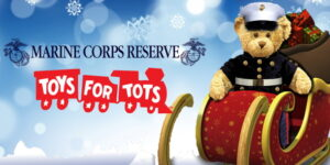 Prince George's County Annual Toys for Tots Distribution Set for Saturday, December 19, 2020