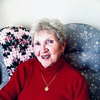 "Sylvia ""Dumplin"" Arnold Behr, 84"