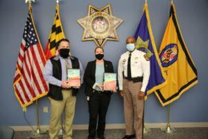 Charles County Sheriff's Officers Receive Maryland Retailers Association Award