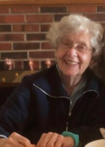 Helene Eloise Ganey, 87