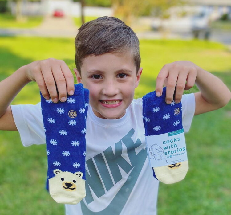 Eight-Year-Old Hudson Gatton Giving Back After Defeating Cancer