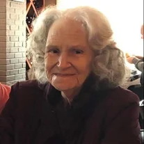 Josephine Cecelia Barbour Apperson, 81