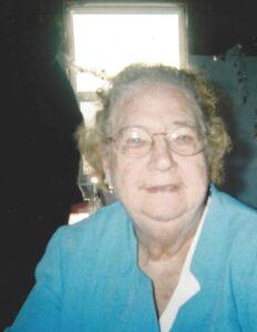 Bessie Naomi Scaggs, 88