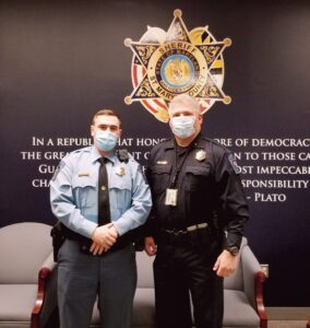 St. Mary's County Sheriff's Office Welcomes New Patrol Deputy