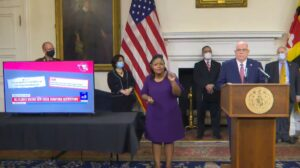 """Governor Hogan Says, """"Just Wear The Damn Masks"""": Statewide Masking Order and Travel Advisory Remain in Full Effect"""