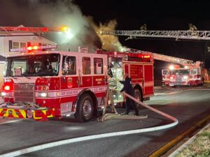 Apartment Fire in Indian Head Under Investigation