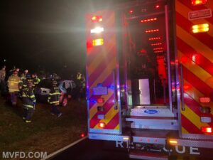 Police Investigating Motor Vehicle Collision in Mechanicsville That Killed 43-Year-Old Hughesville Man