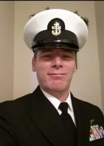 """ATCS James Joseph """"Jim"""" Doherty, USN (Ret.), 51"""