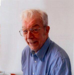 MM1 Kenneth Evan Atkins, USN (Ret.), 79