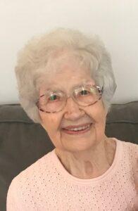 Barbara Mae Firmani, 90