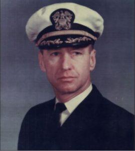 Cdr. James Fitzhugh Chesley, U.S.N. Ret.