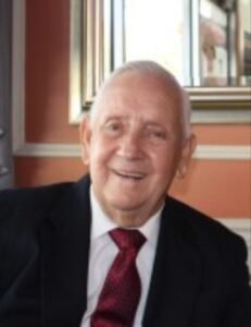 """James """"Bubby"""" F. Spalding, 86"""