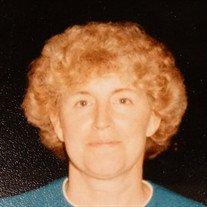 Mary Evelyn Poland, 87
