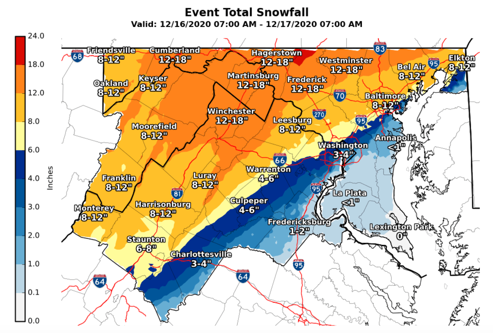 Maryland Announces Statewide Efforts to Prepare for Heavy Snowfall, Adverse Conditions; Marylanders Urged to Exercise Caution