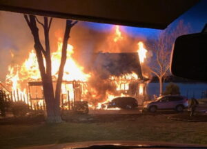 UPDATE: Cause of Leonardtown House Fire Under Investigation, Occupants Escape without Injury, One Dog Perishes