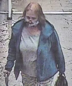 St. Mary's County Sheriff's Office Seeking Identities of Theft Suspects in California