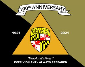 Maryland State Police Marks 100th Year Of Service