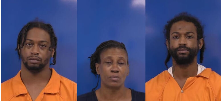 Family Members Arrested After Fugitive They Were Hiding Fell Through Ceiling