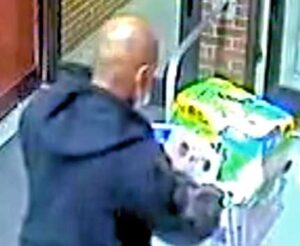Police in St. Mary's County Seeking Identity of Grocery Store Thief