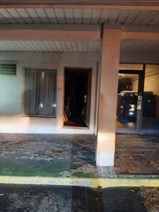 State Fire Marshal Investigating Arson at Lexington Park Motel