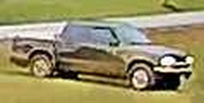St. Mary's County Sheriff's Office Seeking Identity of Operator of Vehicle in St. Inigoes Vandalism Case