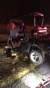 One Transported to Area Trauma Center After Golf Cart Overturns in Bushwood