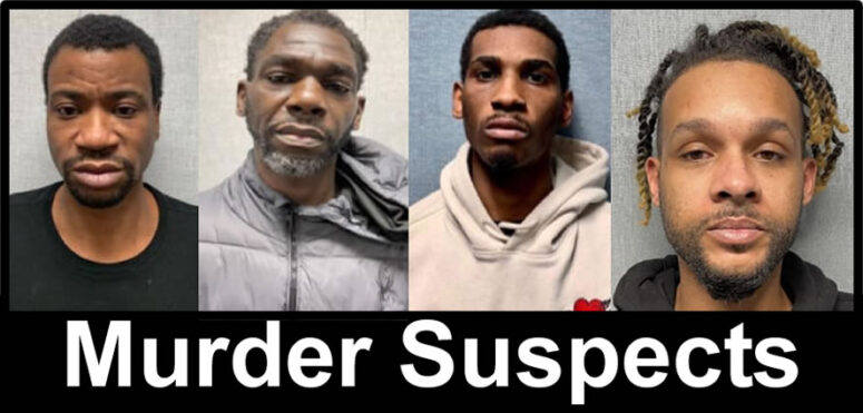 Four Charles County Men Charged with Murder & Armed Robbery After Violent Crime Spree Across Maryland and Virginia