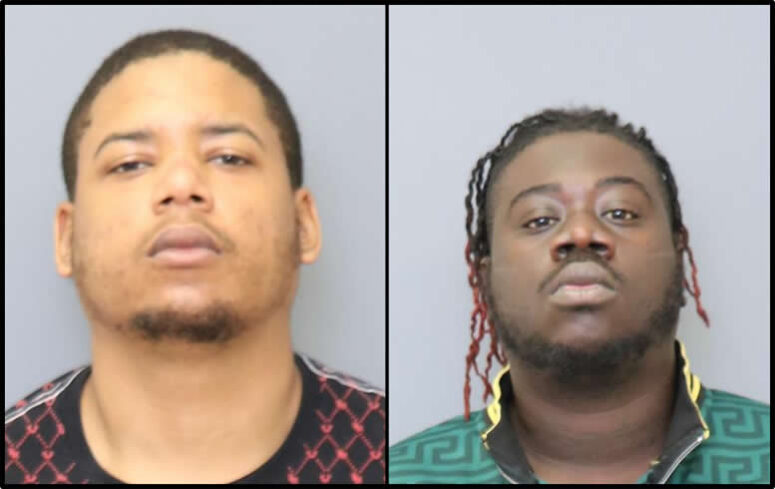 "UPDATE: Two Arrested On Gun Charges During ""Make Waldorf Great Again,"" Crime Suppression Initiative"