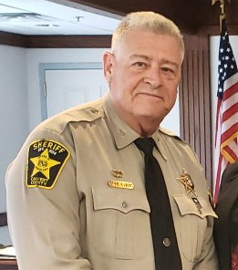 Calvert County Sheriff, Mike Evans Announces he Won't Seek Re-Election in 2022