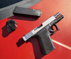 Troopers Recover Seven Guns During Weekend Traffic Incidents