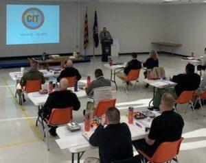 Calvert County Sheriff's Office Hosting Week Long Crisis Intervention Training