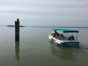 """St. Clement's Island Museum Resumes """"Dinner & a Cruise"""" Series for 2021"""