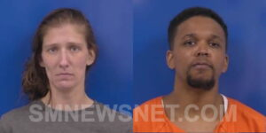 Lusby Couple Arrested on Heroin Charges After Traffic Stop in Dunkirk